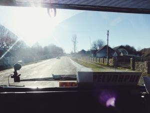 Leaving Lviv